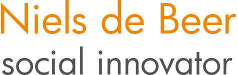 Niels de Beer Retina Logo