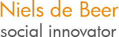 Niels de Beer Logo